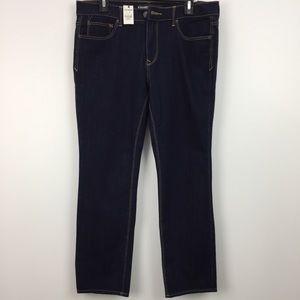 NWT Express Dark Blue Skinny Jeans